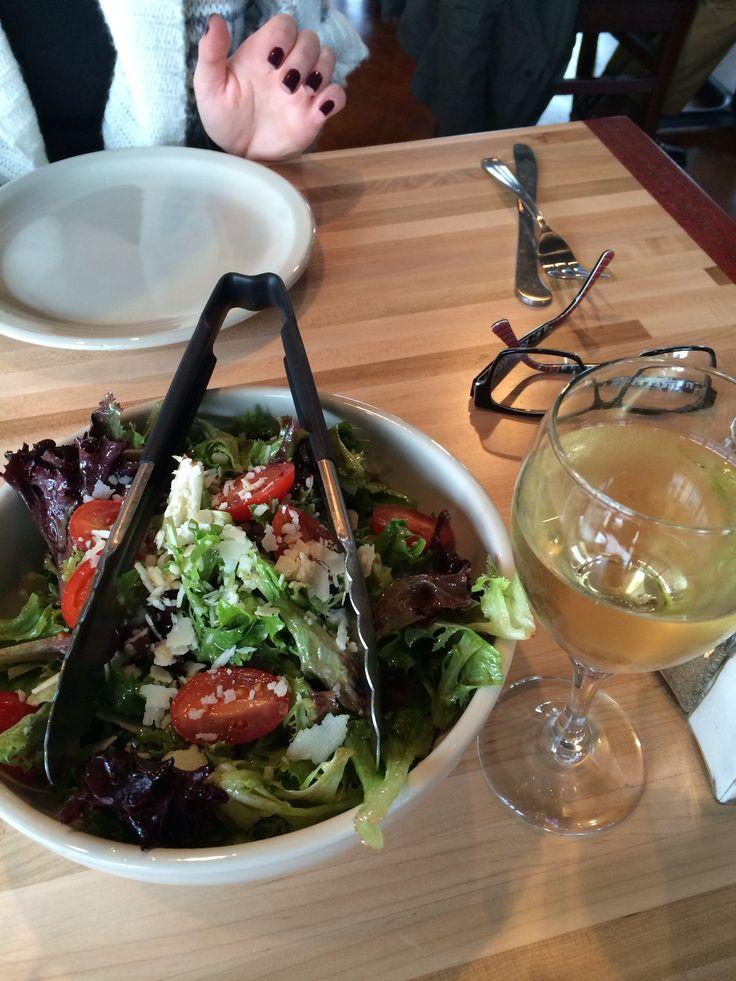 Mista salad, Cane Rosso Fort Worth, Magnolia Ave #pizza #magnoliaavenue