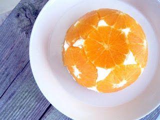 Pata porisee: Appelsiinirahka