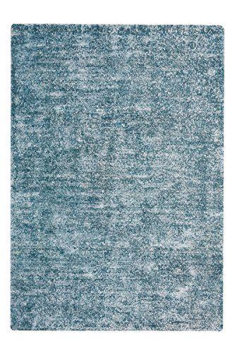 Teppich Wohnzimmer Carpet Vintage Design Etna 110 RUG Unifarbe - Teppich Wohnzimmer Braun