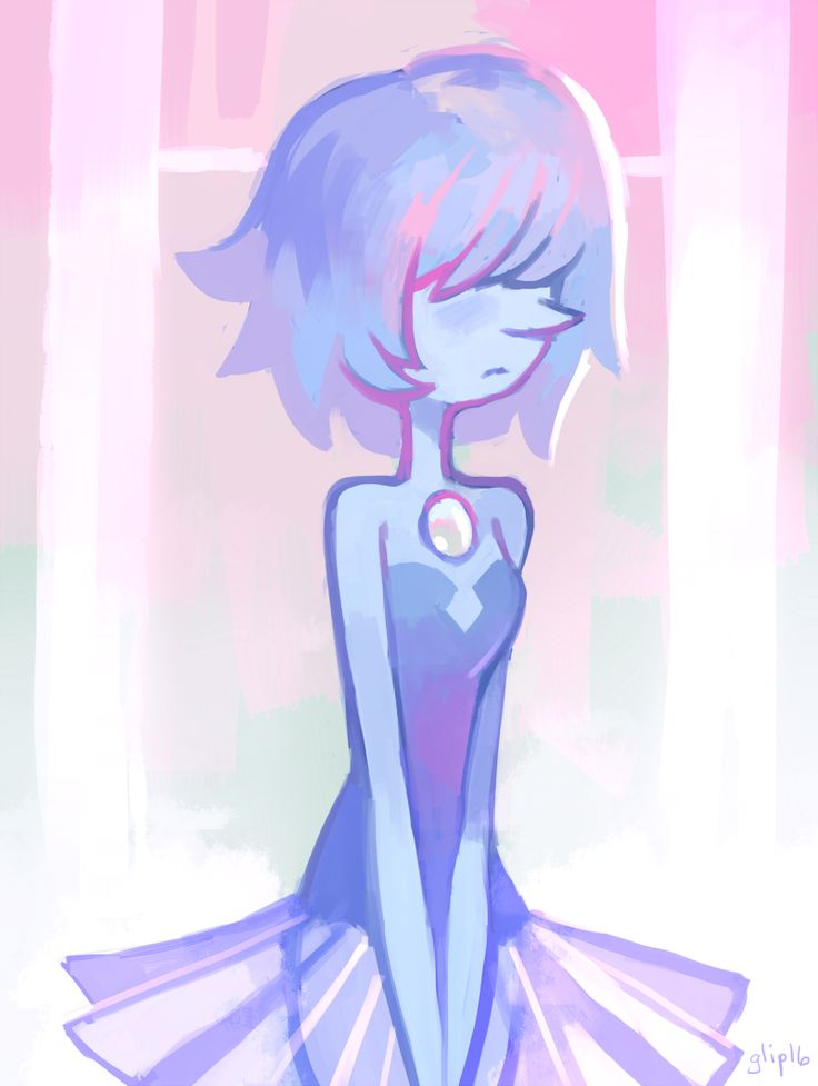 Glitchedpuppet I Want To See Her Again Pearl Steven