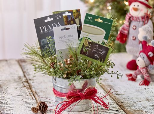 Best 25 gift card bouquet ideas on pinterest gift card basket check out this creative hostess gift idea from 25 merry days negle Choice Image