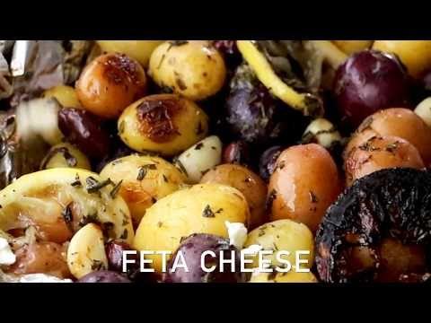 Pommes de terre à la grecque en papillotes, un succès assuré! - Ma Fourchette