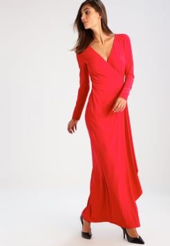 Lauren Ralph Lauren - PASCHA - Jerseykjole - glamorous rouge