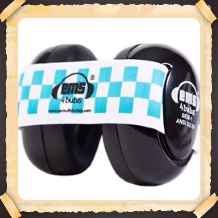 Ems for Bubs Earmuffs for Babies, great for taking babies to speedway  or other noisy places.  $30.99+ postage and handling