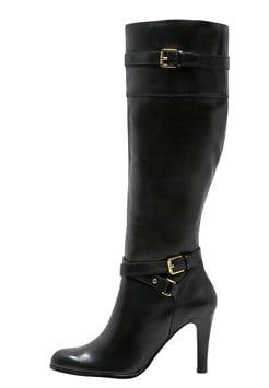 Lauren Ralph Lauren - BERNADETE - High Heel Stiefel - black