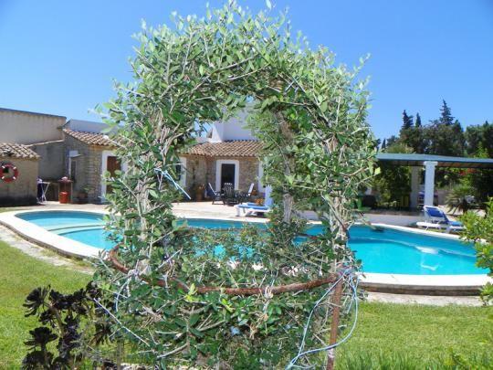 Pin de holidays10 en mallorca piscinas casas con - Piscinas en mallorca ...