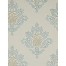 Buy Jane Churchill Bruton Damask Wallpaper Online at johnlewis.com