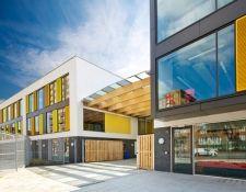 Hackney Free & Parochial School, Hackney, London http://floodprecast.co.uk/sectors/education/hackney-free-parochial-school-hackney-london/
