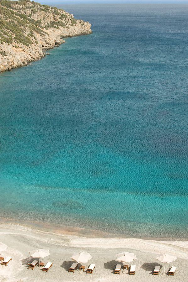Agios Nikolaos, Crete, Greece Our sailing boat Blu waits for you to explore these beauties together! sailingtheblu@gmail.com