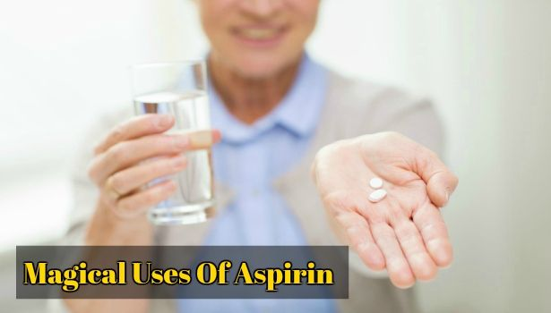 A Single Tablet Of Aspirin Can Do Wonders, Know Its Magical Uses