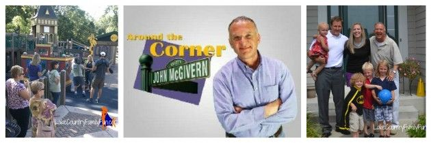 Around The Corner With John McGivern Oconomowoc Episode