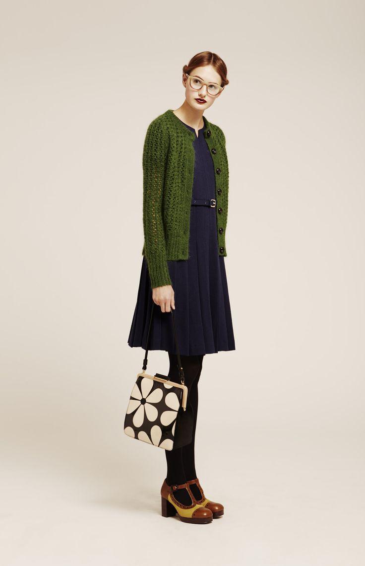 Orla Kiely lookbook for Autumn Winter 14