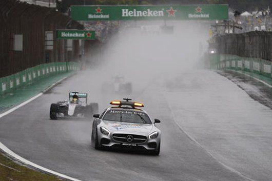 F1ブラジルGP 結果:ルイス・ハミルトンが波乱のレースを制す  [F1 / Formula 1]
