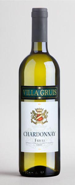 La Delizia - Villa Gruis CHARDONNAY Friuli