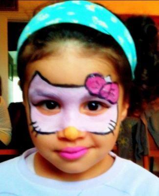 95 best maquillage enfant images on pinterest peintures de visage maquillage artistique et. Black Bedroom Furniture Sets. Home Design Ideas