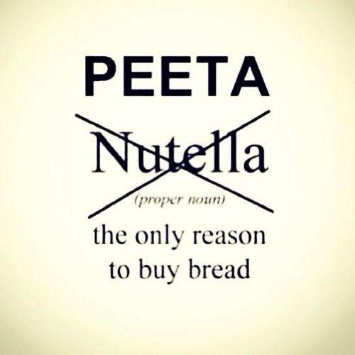 Lol haha funny pics / pictures / food / Peeta / Hunger Games Humor