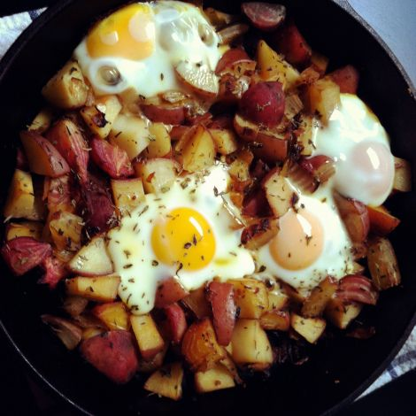 red flannel hash founding farmers | Vegetarian Recipes | Pinterest