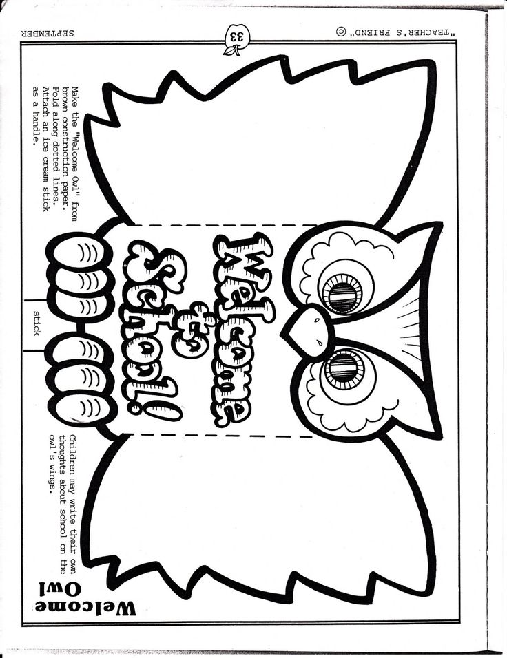 back to school worksheets for kindergarten photo album worksheet - Welcome Back To School Coloring Pages
