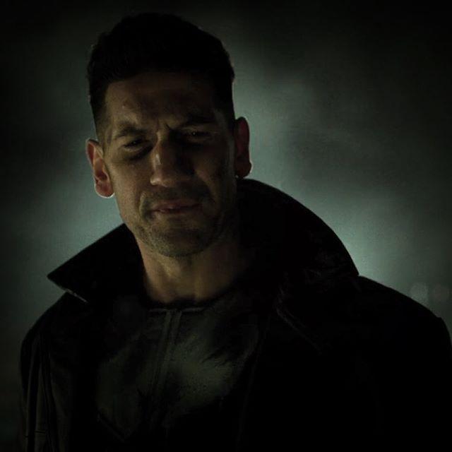 The Punisher - Jon Bernthal #Daredevil
