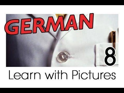 German Clothing Vocab Flashcards | Quizlet
