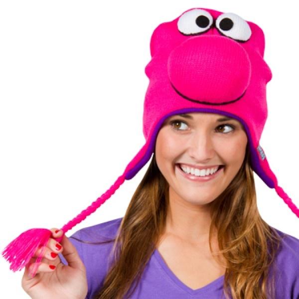 Nerds Candy Laplander Hat, Nerds Candy Winter Hat