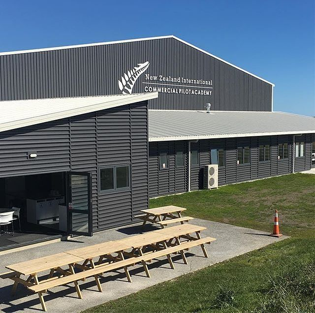 The New Zealand International Commercial Pilot Academy is open and in full swing. The new building is looking great and there are a lot more planes in the sky around Whanganui. How many can you spot when you are next in town? #visitwhanganui Pic Credit @nzicpa  . . . . #whanganui #newzealand #wanganui #northisland #westcoast #travelnz #visitnewzealand #newzealandbeauty #whanganuiriver #nzmustdo #kiwi_photos #kiwipics #travelgram #lonelyplanet #nz #mustdonz #travel #igtravel #instatravel…