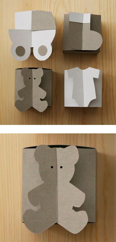 cute baby gift boxes