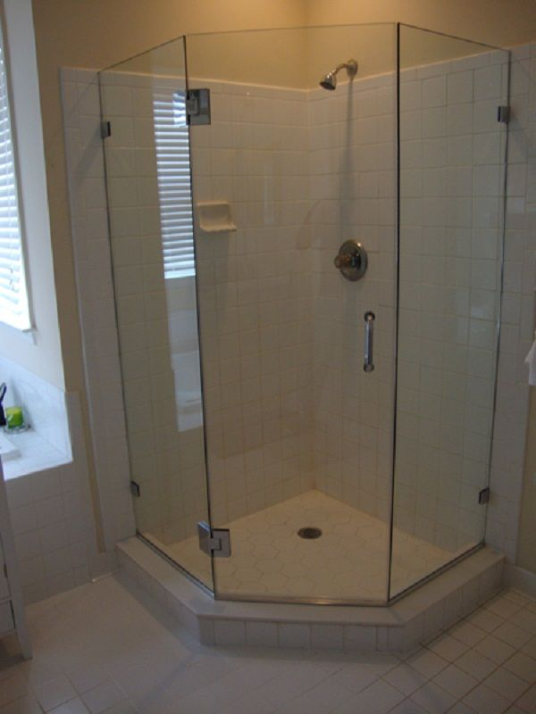 164 best corner shower for small bathroom images on Pinterest ...