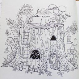 813 Best Images About Fantasy Coloring