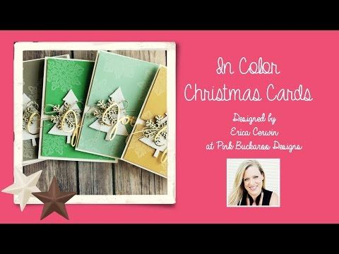satchel bags for women Pink Buckaroo Designs: In Color Christmas Card Video