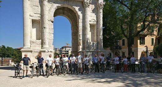 #Verona #Bike #ArcoDeiGavi