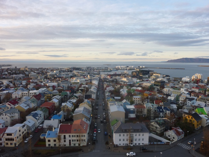 Reykjavík. <3 it.