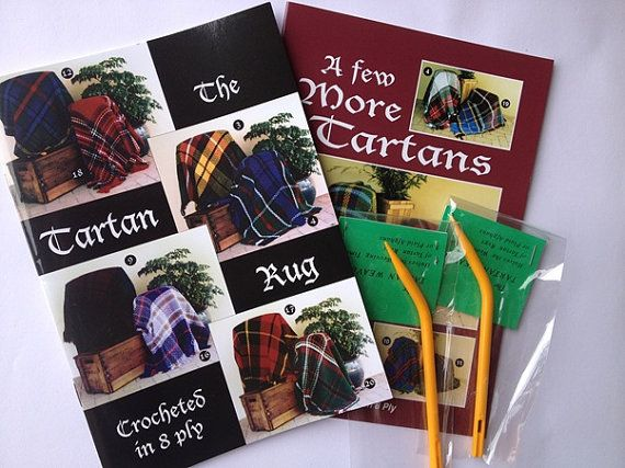 Tartan Rug Book ; A Few More Tartans and 2 tartan Weavers