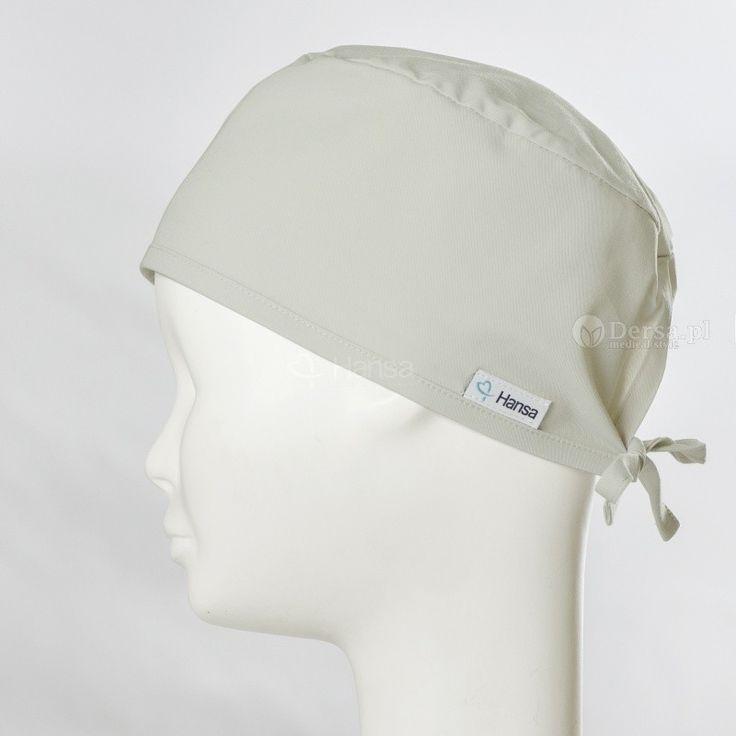 Czepek chirurgiczny Hansa 9001 K24 (latte) - Dersa