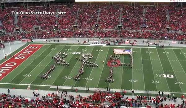 OSU Marching Band plays tribute to Gettysburg Address, Civil War - 14 News, WFIE, Evansville, Henderson, Owensboro
