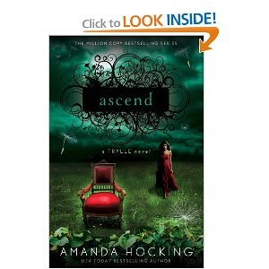 Ascend (Trylle trilogy)