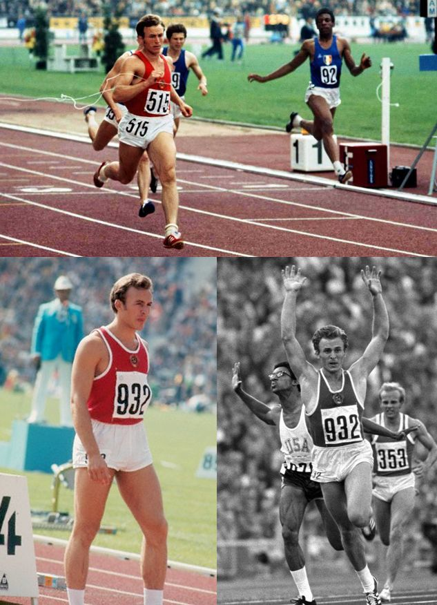 He is a three-time Olympian, a former president of the National Olympic  Committee ...