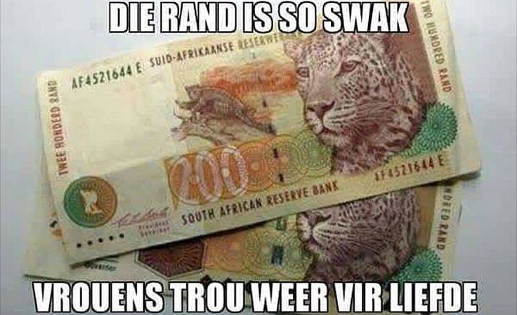 The ZAR is so weak women marry for love again! #dollar #southafrica #foreignersloveithere - Enjoy the Shit South Africans Say! #CapeTown #africa #comedy #humor #braai #afrikaans