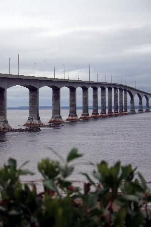 To Prince Edward Island - Conferation Bridge