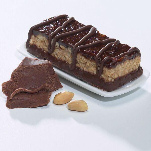 Chocolate Peanut Proti Bars