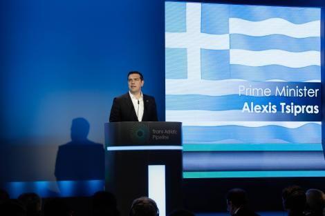 Αλ. Τσίπρας: Ο αγωγός TAP καθιστά την Ελλάδα ενεργειακό κόμβο (Video)