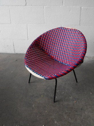 22 best muebles y tejido images on Pinterest | Acapulco chair ...