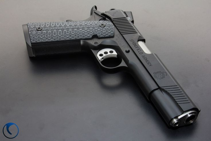 The Springfield Armory 1911 TRP is a Knock out.Loading that magazine is a pain! Save those thumbs & bucks w/ free shipping on this handgun magazine loader i got mind at  http://www.amazon.com/shops/raeind
