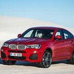 2015 BMW X4 Front Side Exterior 150x150 2015 BMW X4 Review