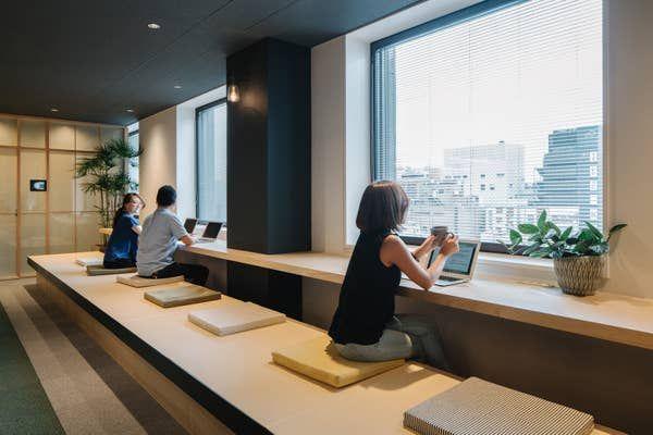 Airbnbの東京オフィスがおしゃれすぎて、社員じゃなくても働きたいレベル【2020】 | 近代的なオフィス ...