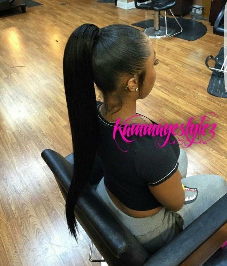 Awe Inspiring 1000 Ideas About Weave Ponytail Hairstyles On Pinterest Weave Short Hairstyles Gunalazisus