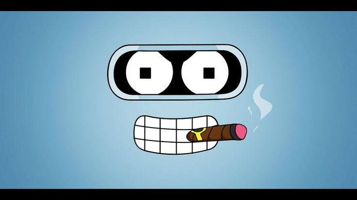"""BITE MY SHINY METAL A#@"" - BENDER [Futurama TV Trivia Questions]"