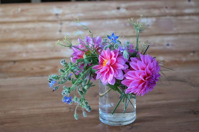 De Swieterij: kitchen garden bouquet