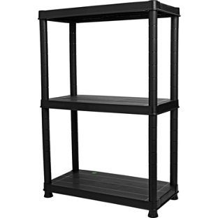Buy 3 Tier Shelving Unit at Argos.co.uk - Your Online Shop for Garage storage and shelving.