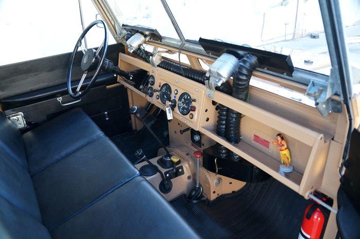 // 1964 Land Rover Series IIA 88 Station Wagon | Offerings | Goodman Reed Motorcars